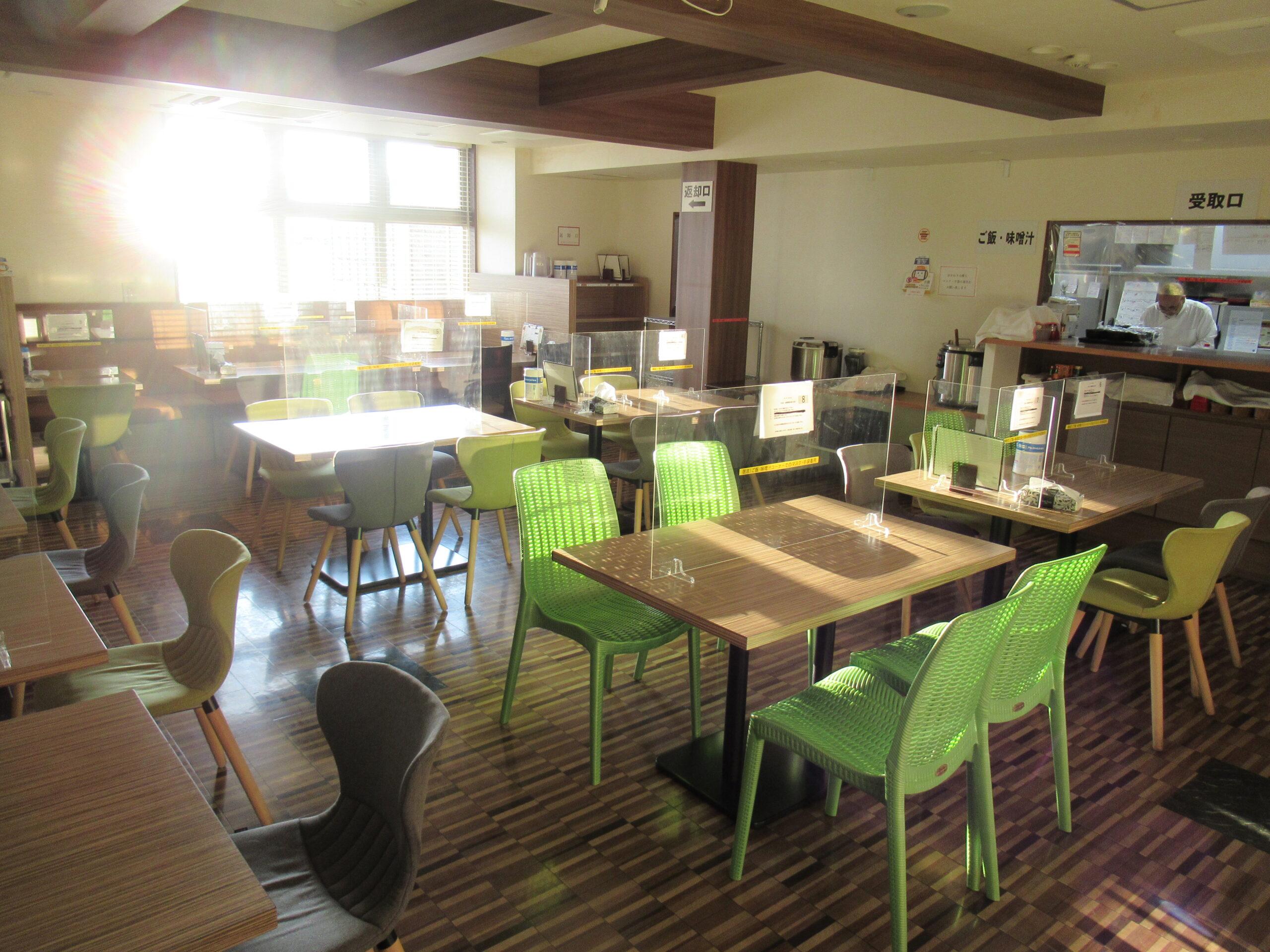 五井温泉レストラン画像